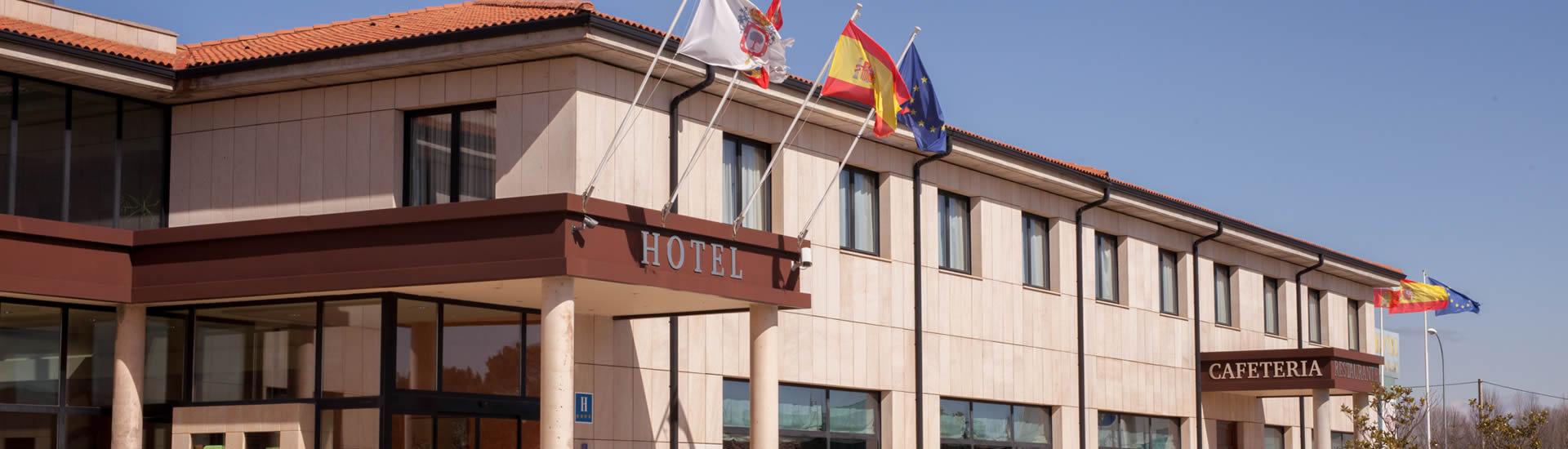 BIENVENIDOS AL HOTEL VILLA DE ALMAZÁN