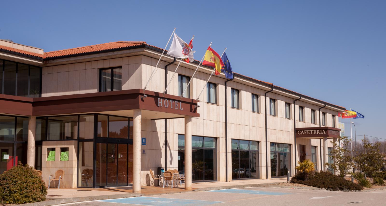 EL HOTEL VILLA DE ALMAZÁN