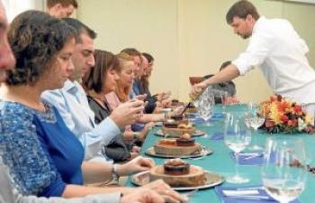 EL HOTEL VILLA DE ALMAZAN, FINALISTA EN EL CONCURSO DE TAPA MICOLOGICA DE SORIA