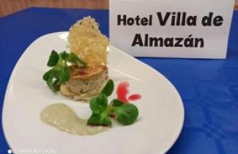 El Hotel Villa de Almazán, ganador del XVII Concurso de Tapas y Pinchos Medievales de la Villa